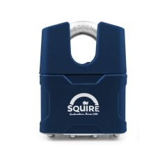 Squire 39CS - Stronglock 4 Pin Tumbler 50mm Laminated Double Locking Padlock - Closed Shackle