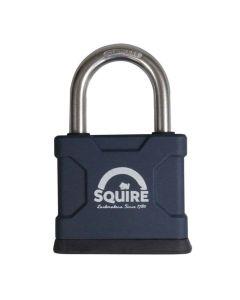 Squire All Terrain 42mm KA Brass Padlock Keyed Alike