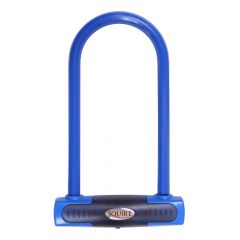 Squire Eiger Blue - Eiger D lock - 230mm Shackle - Blue