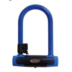 Squire Eiger Compact Blue - Eiger D lock - 145mm Shackle - Blue