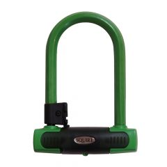 Squire Eiger Compact Green - Eiger D lock - 145mm Shackle - Green
