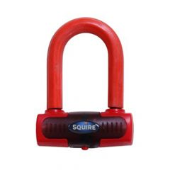 Squire Eiger Mini RED - Red 80mm Eiger Mini Brake Disc Lock