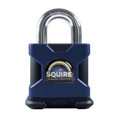 Squire SS50P5 - Stronghold 50mm Hardened Steel Padlock - Open Shackle
