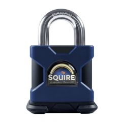 Squire SS50S/MARINEMK - Stronghold Marine 50mm Padlock - SS Open Shackle - Master Keyed