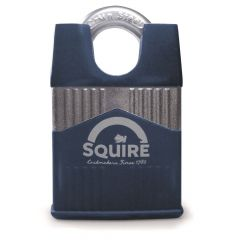 Squire Warrior 45mm Padlock - Closed Shackle