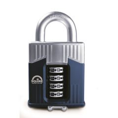 Squire Warrior 55mm Combination padlock - 4 Wheel