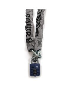 Squire CP50/36 - CP50 Combination & 915mm X3 Hardened square link Chain - Open Shackle