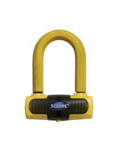 Squire Eiger Mini YEL - Yellow 80mm Eiger Mini Brake Disc Lock