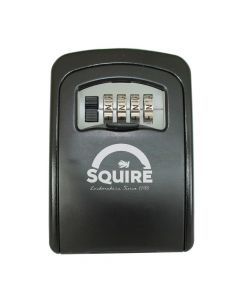 Squire KEYKEEP1 - Key Keep - Combination Key Safe Padlock - 4 Wheel
