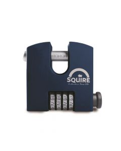 Squire SHCB65 - SHCB High Security Recodable 65mm Block Combination Padlock - 4 wheel