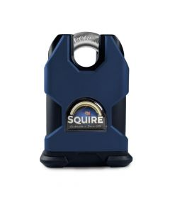 Squire SS50CS/MARINE/KA Restricted Profile - Stronghold Marine 50mm Padlock - SS Closed Shackle - keyed Alike