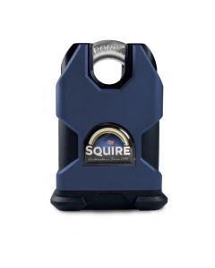 Squire SS50CSKA - Stronghold 50mm Hardened Steel Padlock - Closed Shackle - Keyed Alike