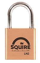 Squire Brass Padlocks