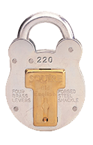 Squire Old English Padlocks