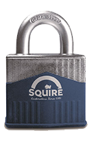 Squire Warrior Padlock Range