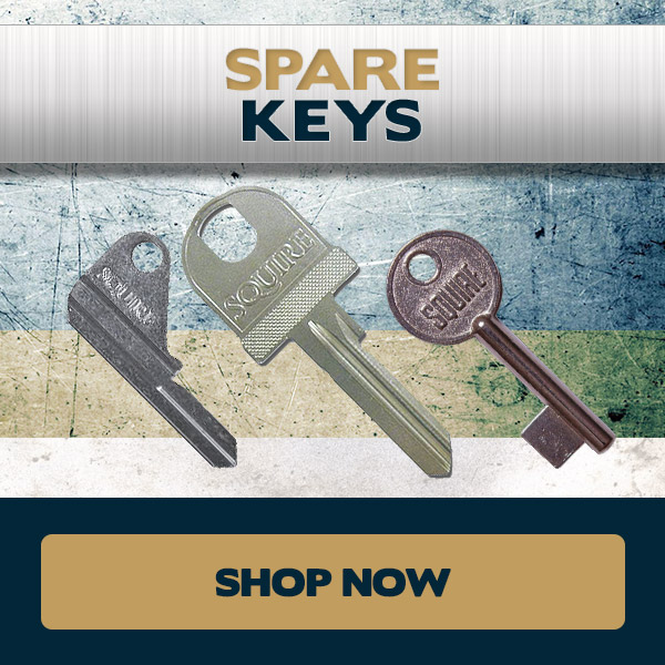 Squire Spare Keys