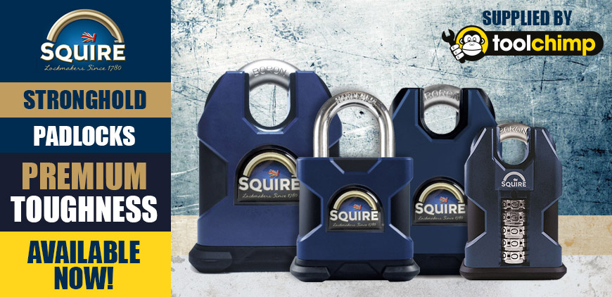 Squire Stronghold Padlocks